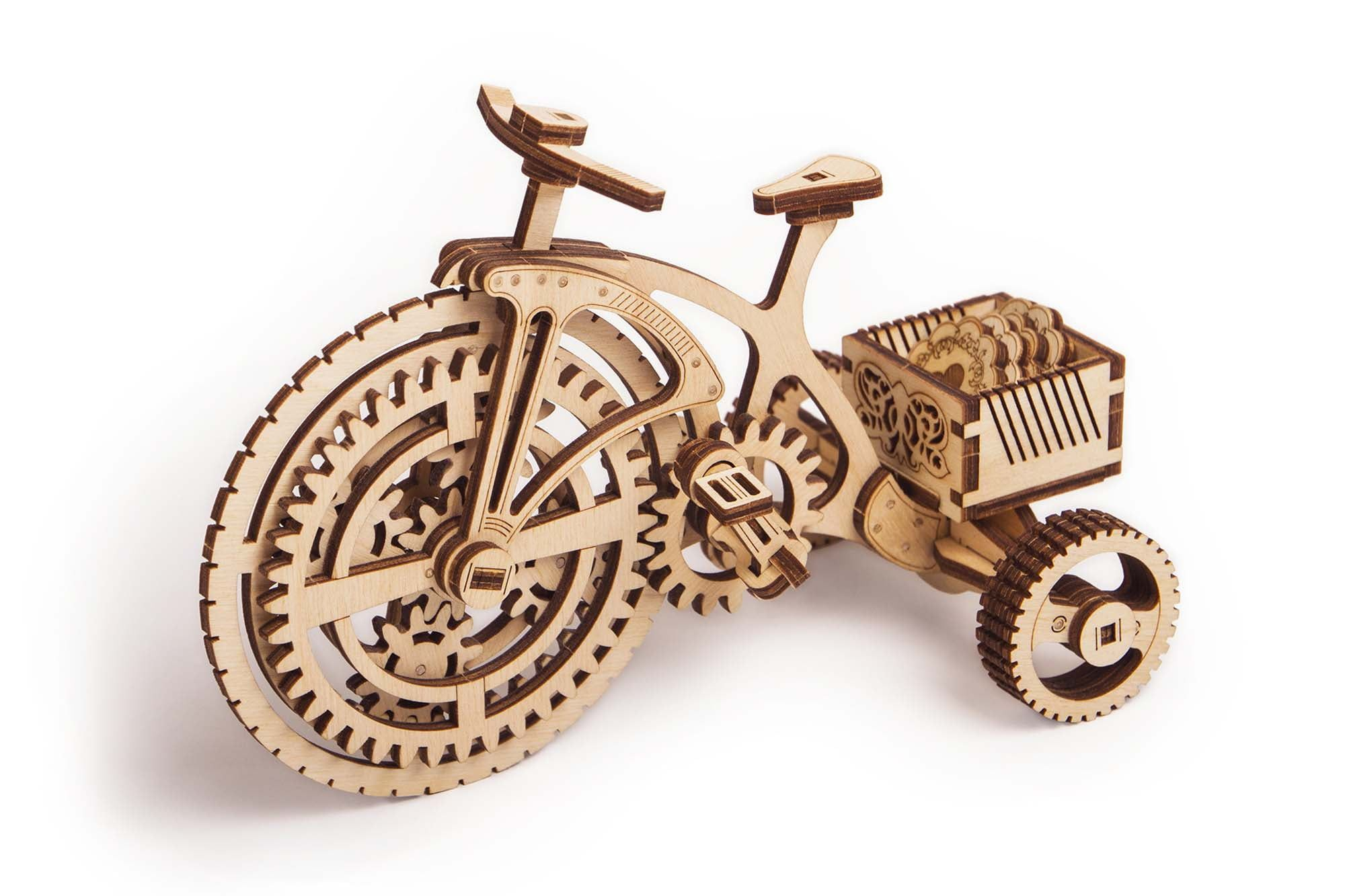 Wood Trick Bicycle