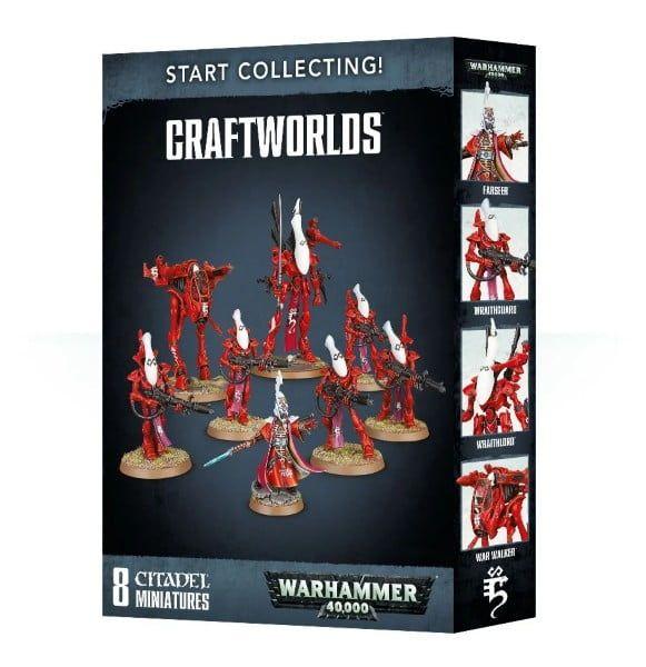 Warhammer Start Collecting Craftworlds