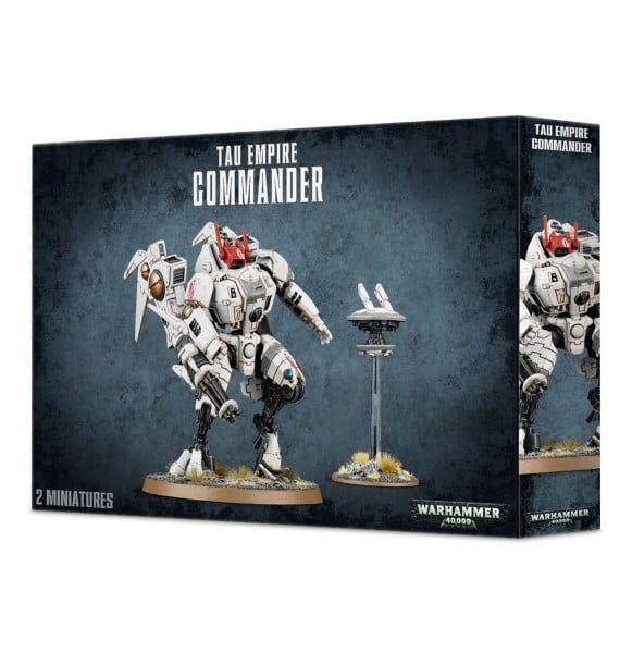 Warhammer Tau Empire Commander
