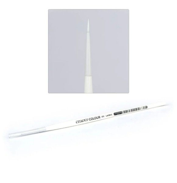 Synthetic Small Layer Brush