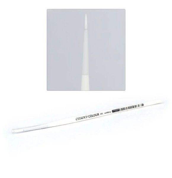 Synthetic Medium Layer Brush