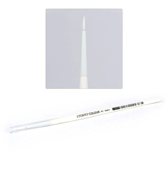 Synthetic Small Base Brush