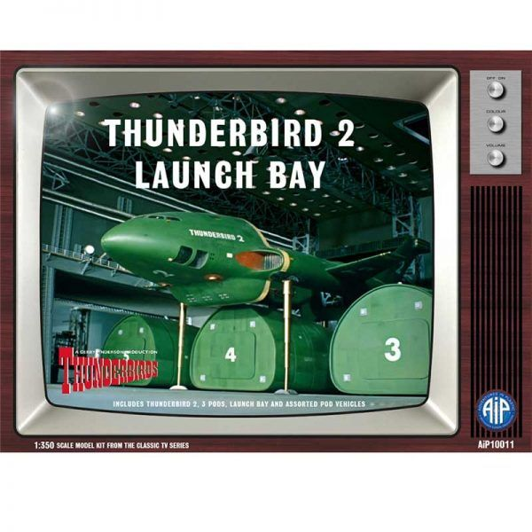 Thunderbird 2 Launch Bay
