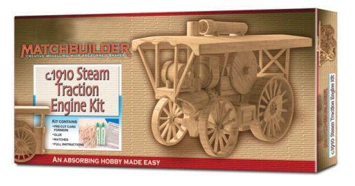 Match Builder Traction Engine