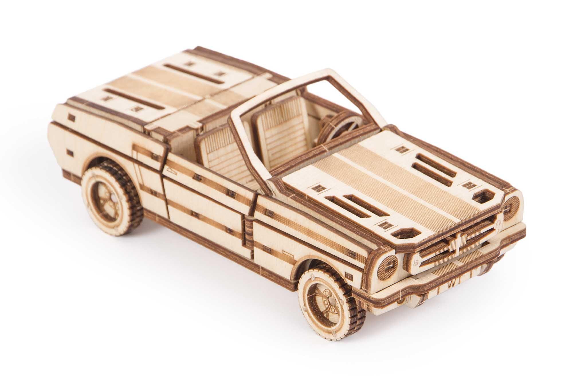 Wood Trick Cabriolet