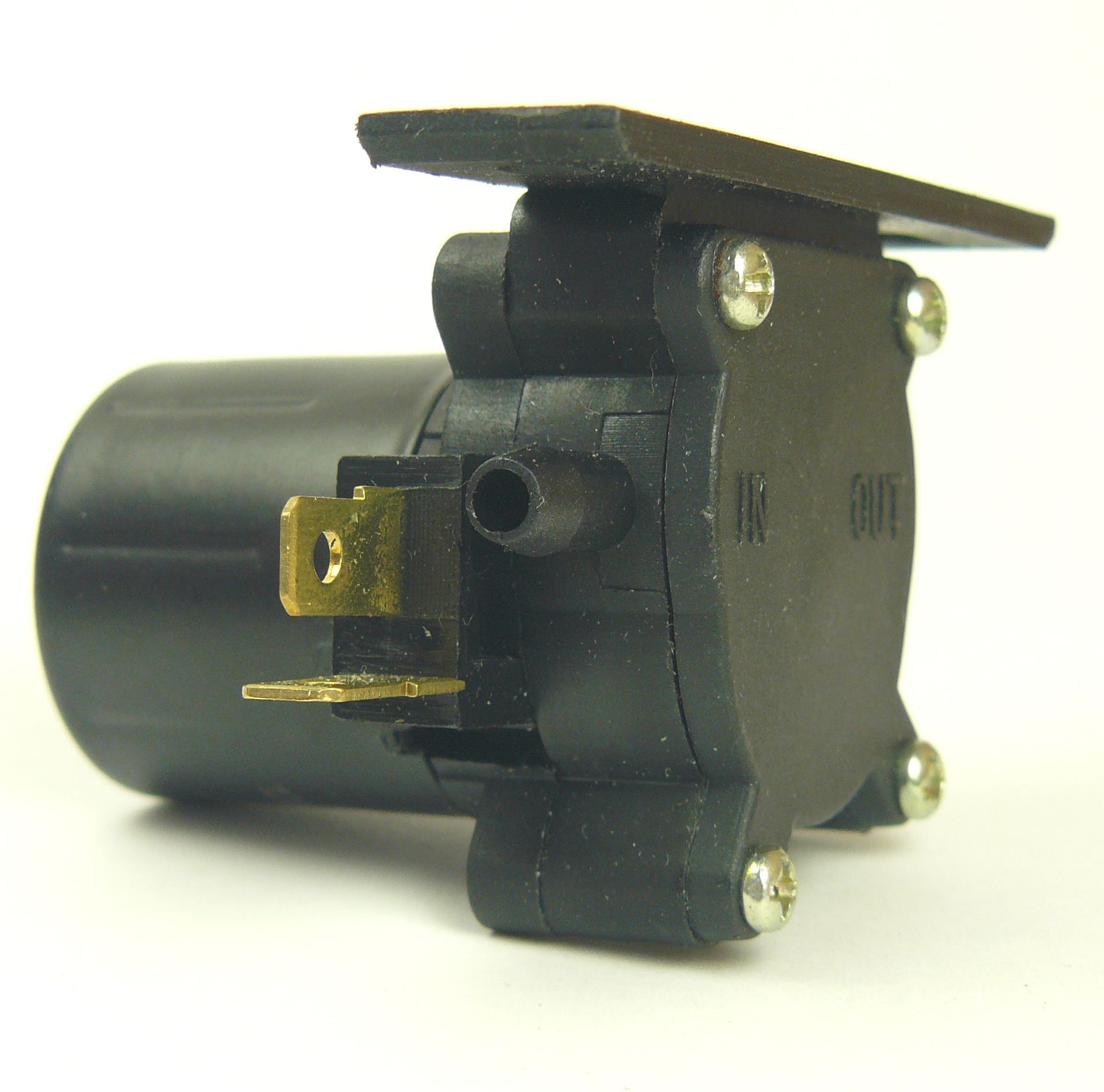 Caldercraft Water Pump 6 to 12 Volts Operation for use in Model Boats