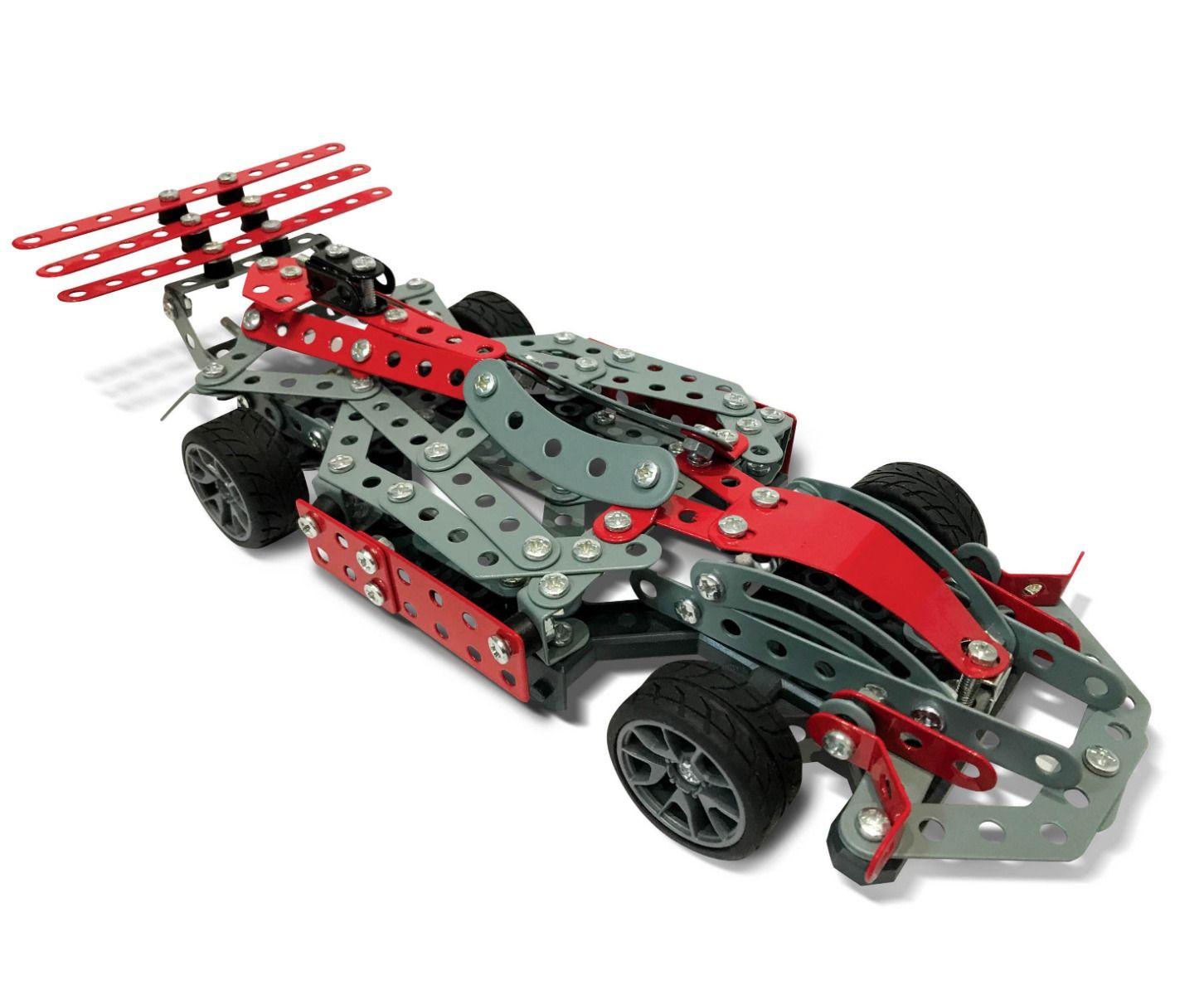 Grand Prix Car Metal Construction Set