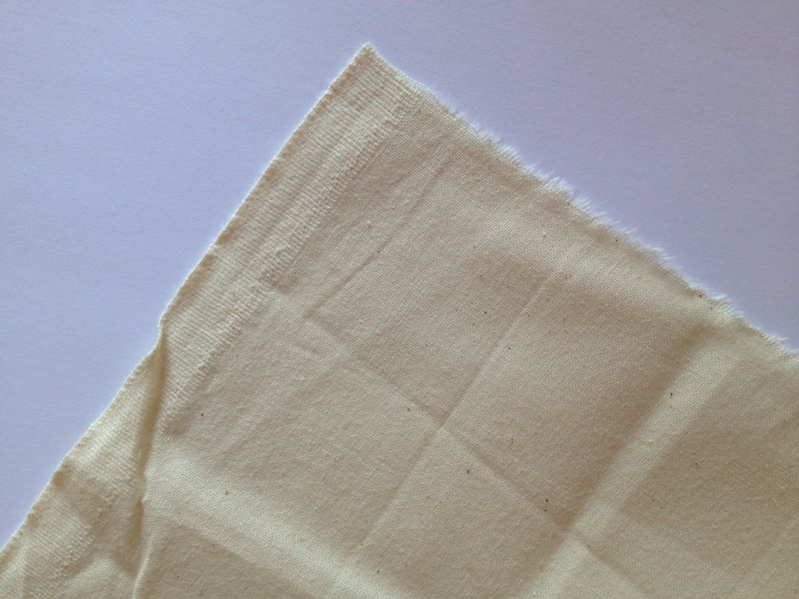 Beige Sail Cloth For Model Ships