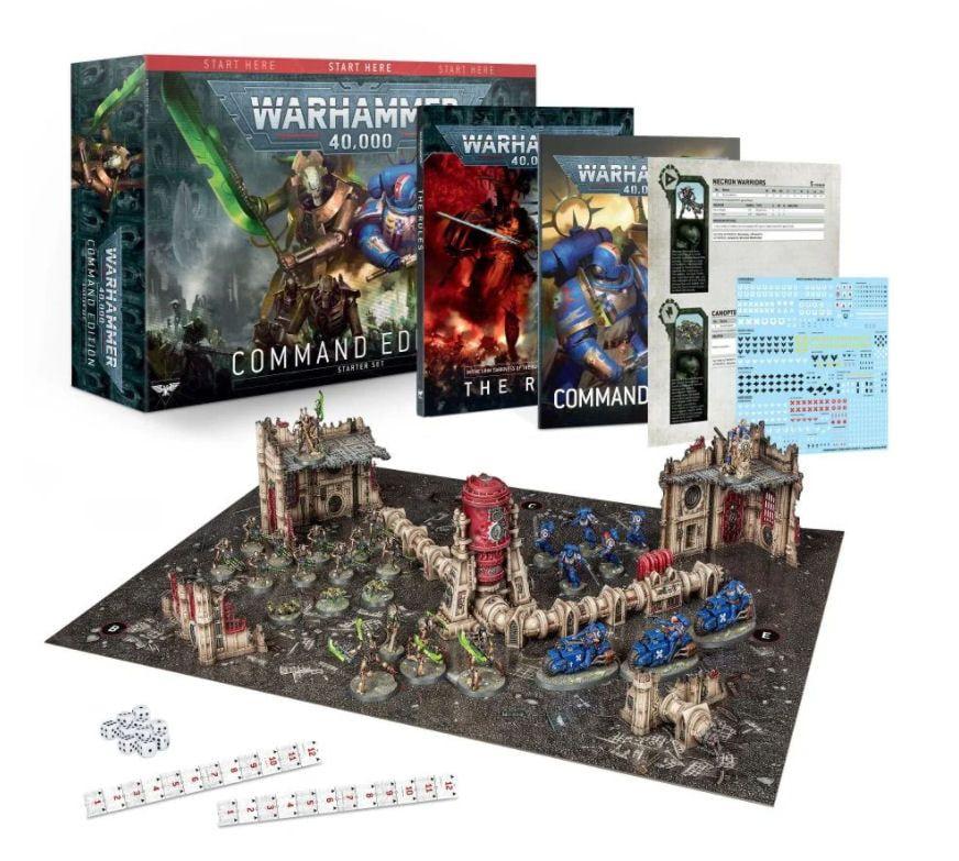 Warhammer 40000 Command Edition Starter Set