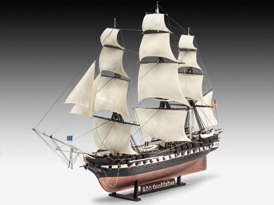 Revell U.S.S Constitution Ship Kit