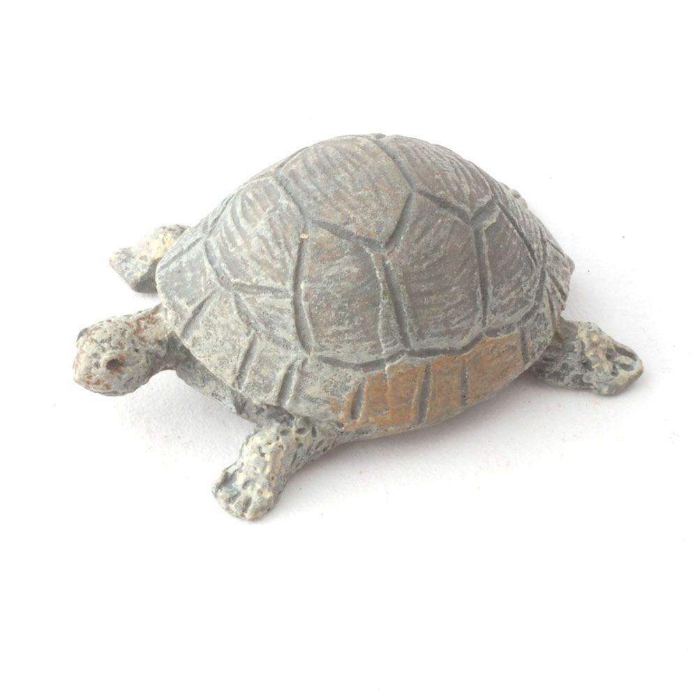 Pack of 12 Resin Tortoises Miniature Animals 1:12 Scale