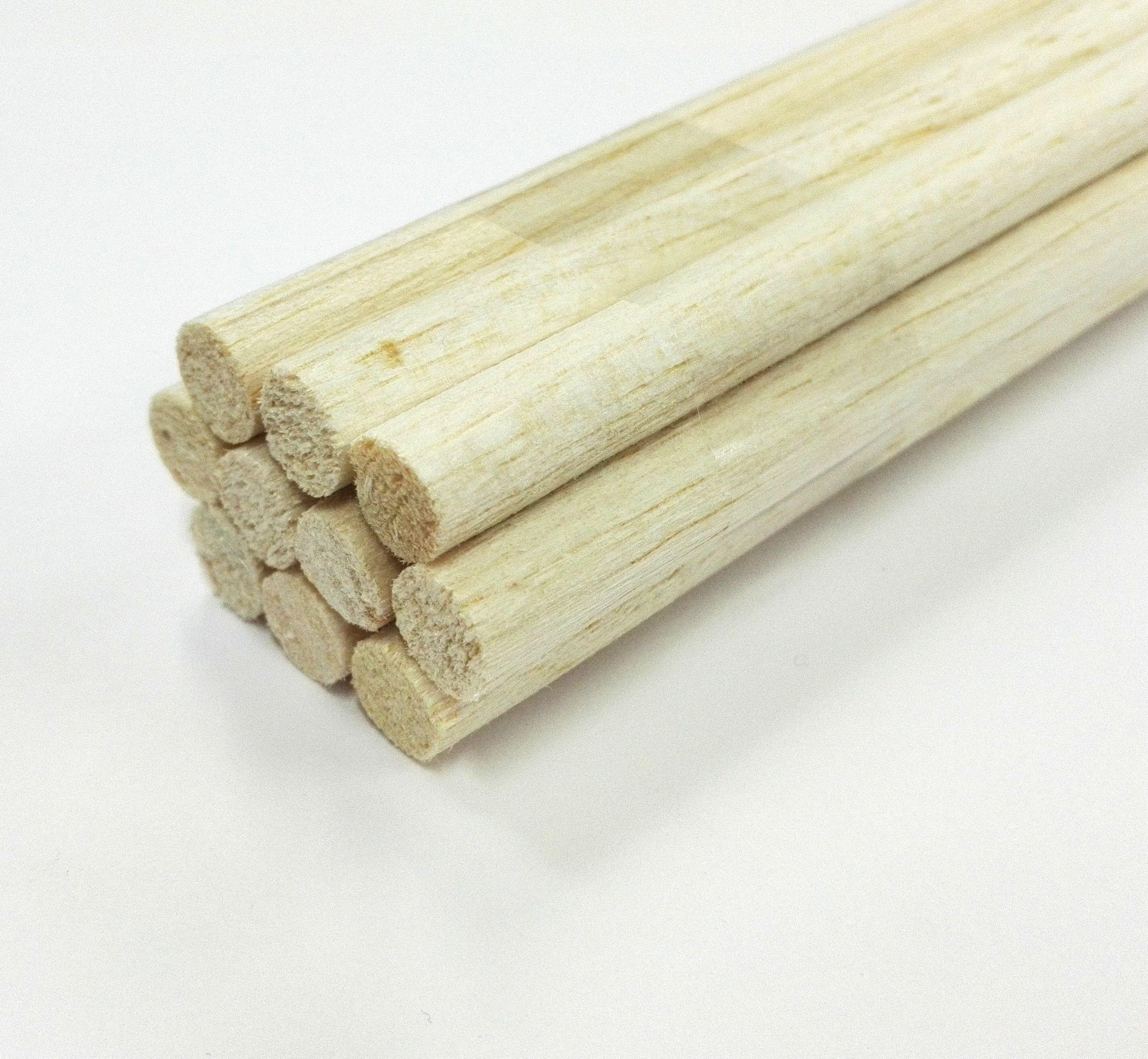 Balsa Dowels 457mm long