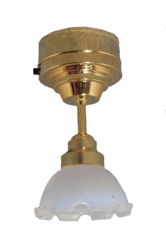 3V LED Tulip Ceiling Lamp