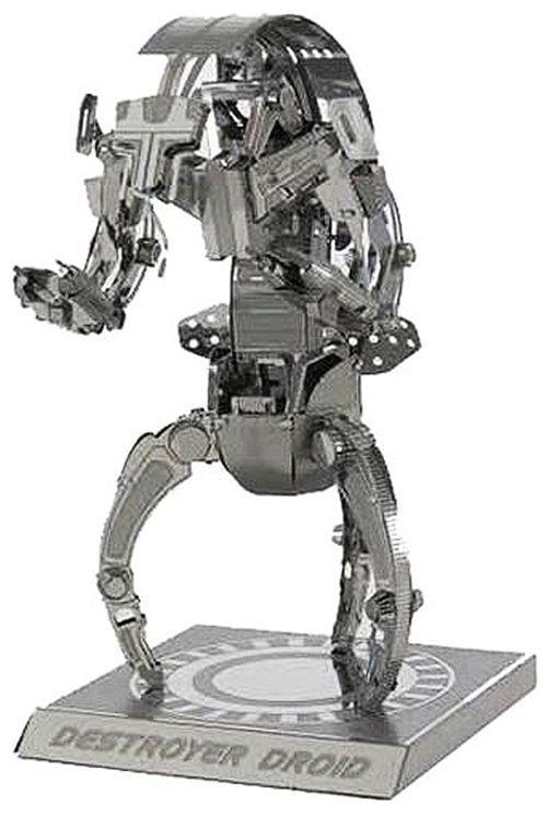 Metal Earth Star Wars Destroyer Droid 3D Laser Cut Model Kit