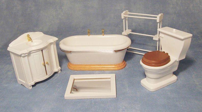Bathroom Set 5 Piece