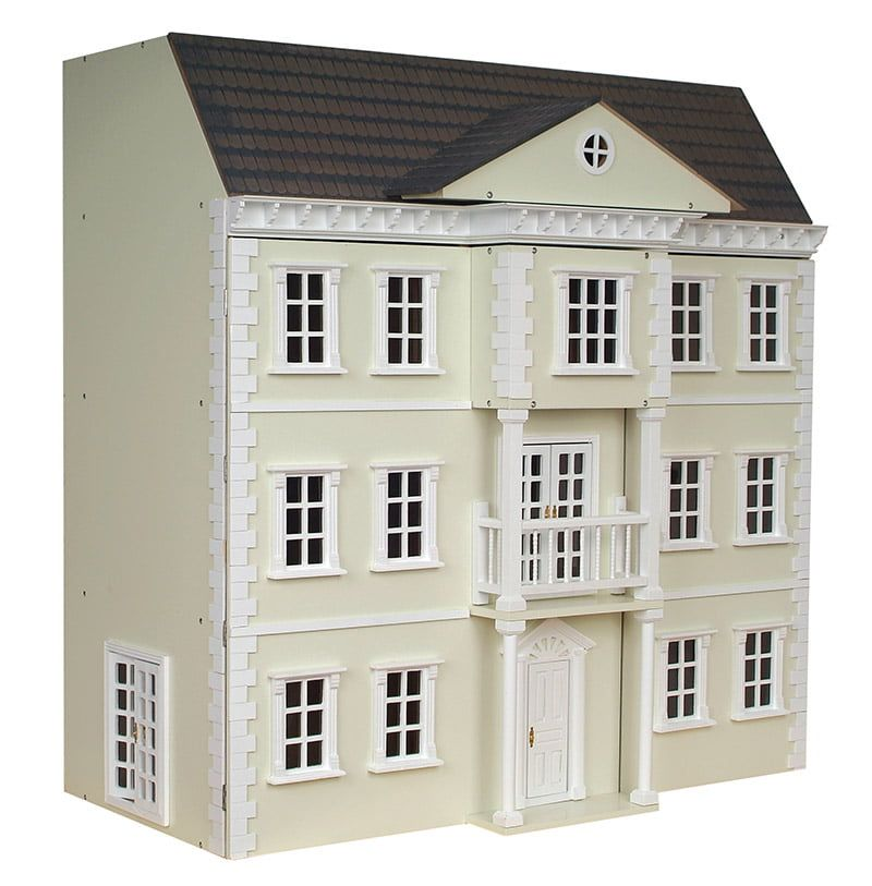The Mayfair Ready to Assemble Dolls House