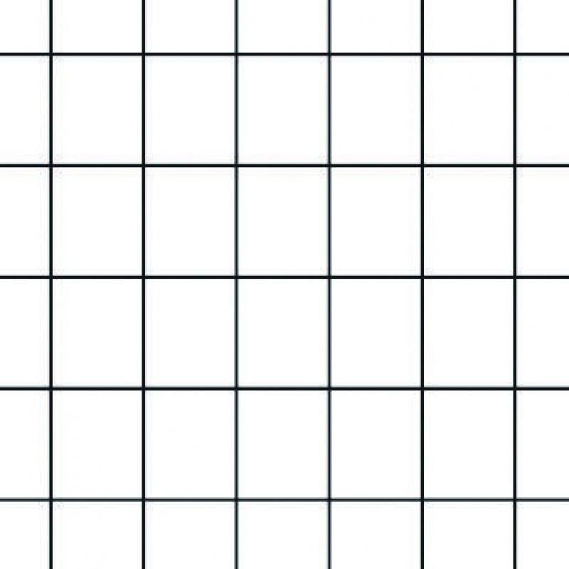 Square Lead Light Acrylic Sheet A4 Sheet for Dolls House Windows