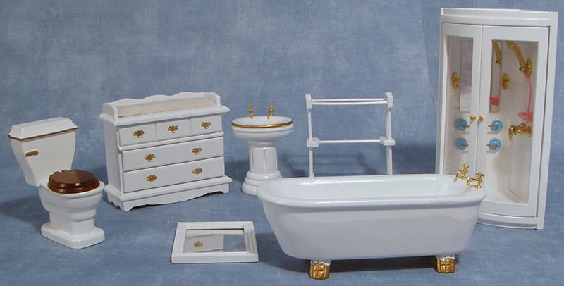 Deluxe Bathroom With Shower