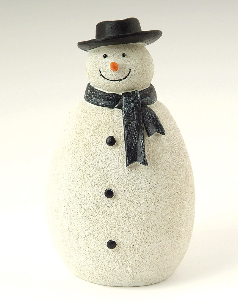 12th Scale Dolls House Snowman