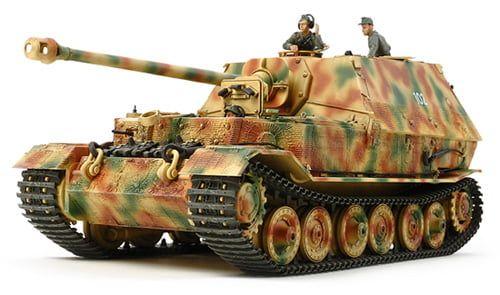 Tamiya German Heavy Tank Destroyer Elefant Plastic Model Kit