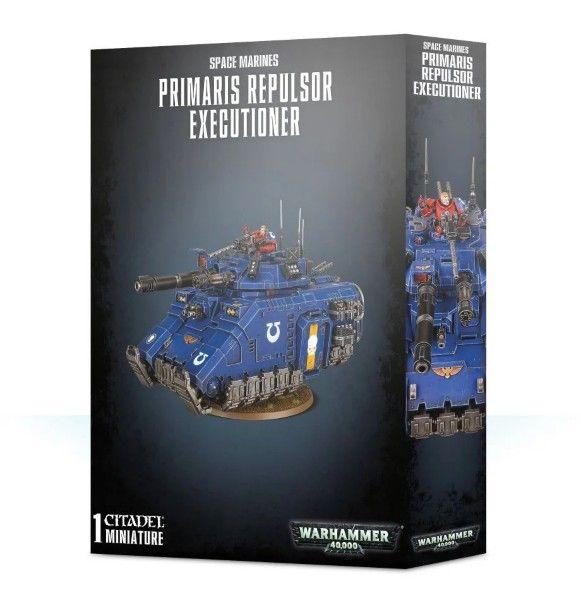 Warhammer Primaris Repulsor Executioner