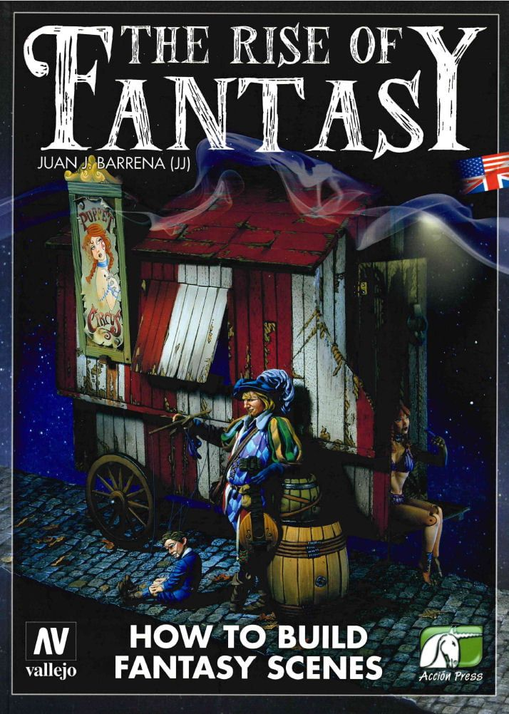 The Rise Of Fantasy - How To Build Fantasy Scenes Book