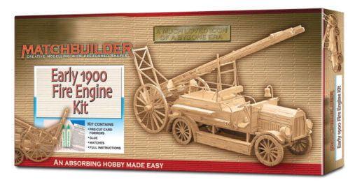 Match Builder Fire Engine