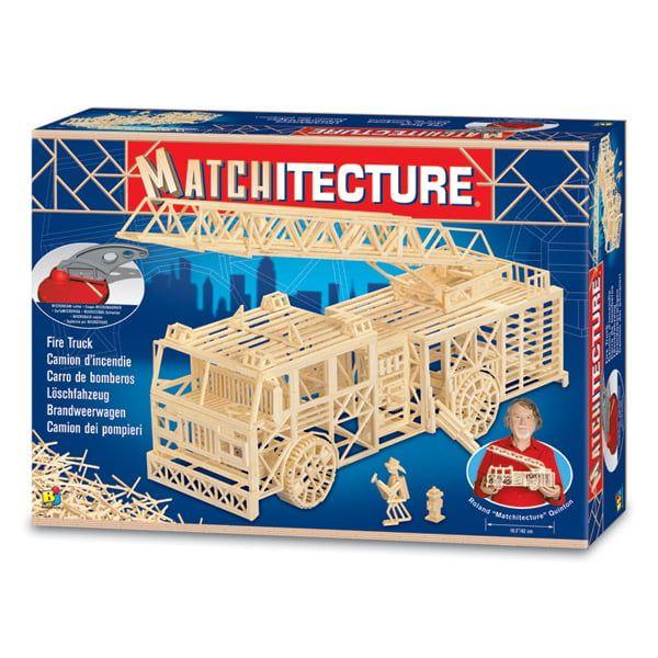 Matchitecture Fire Engine Kit