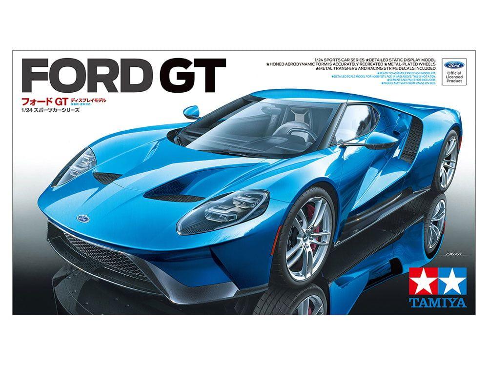 Tamiya Ford GT Car Kit