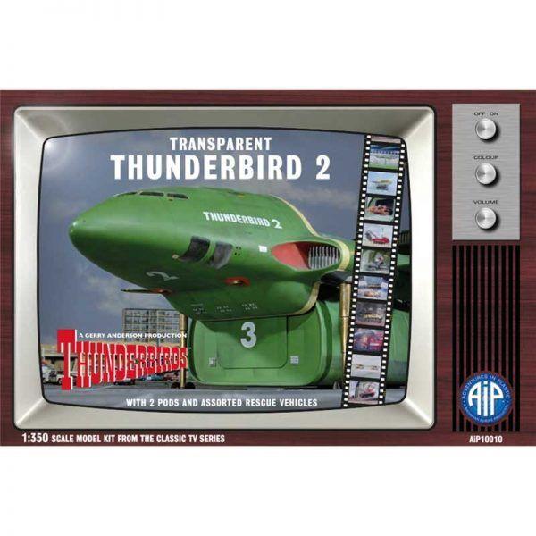 Transparent Thunderbird 2
