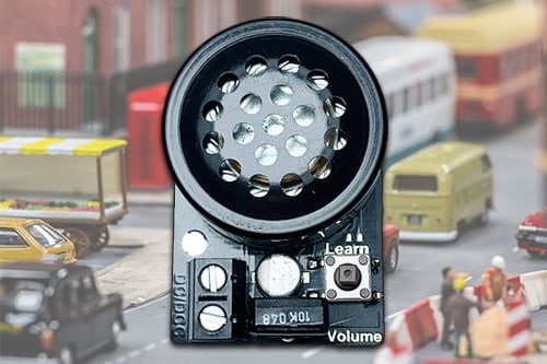 Gaugemaster Urban Scenic Sounds Module