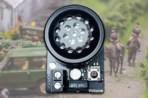 Gaugemaster Rural Scenic Sounds Module