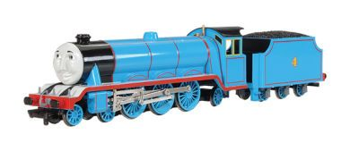 Gordon the Express Engine with Moving Eyes OO Gauge
