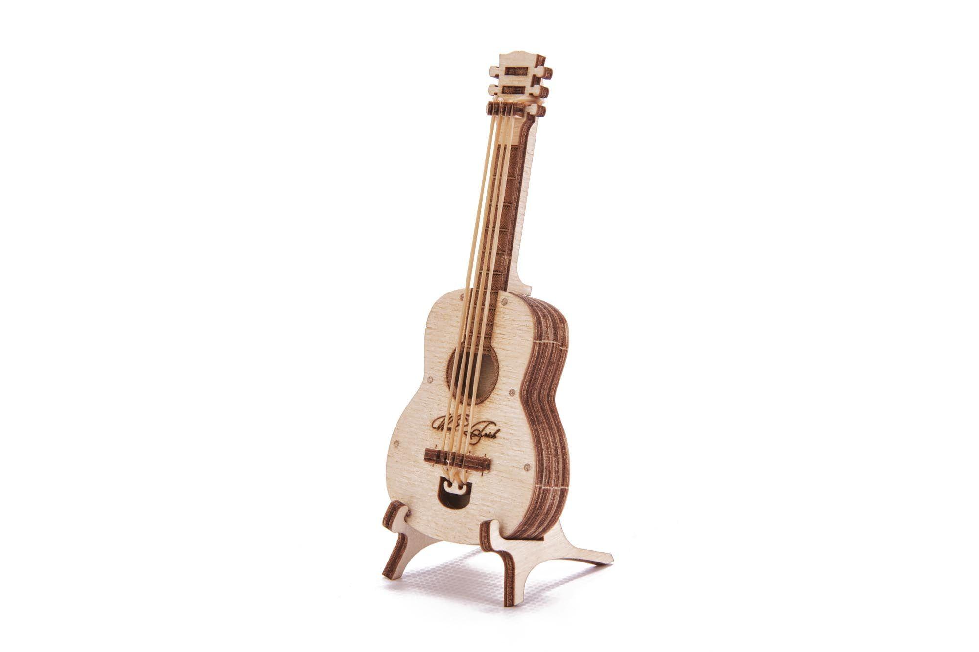 Wood Trick Guitar