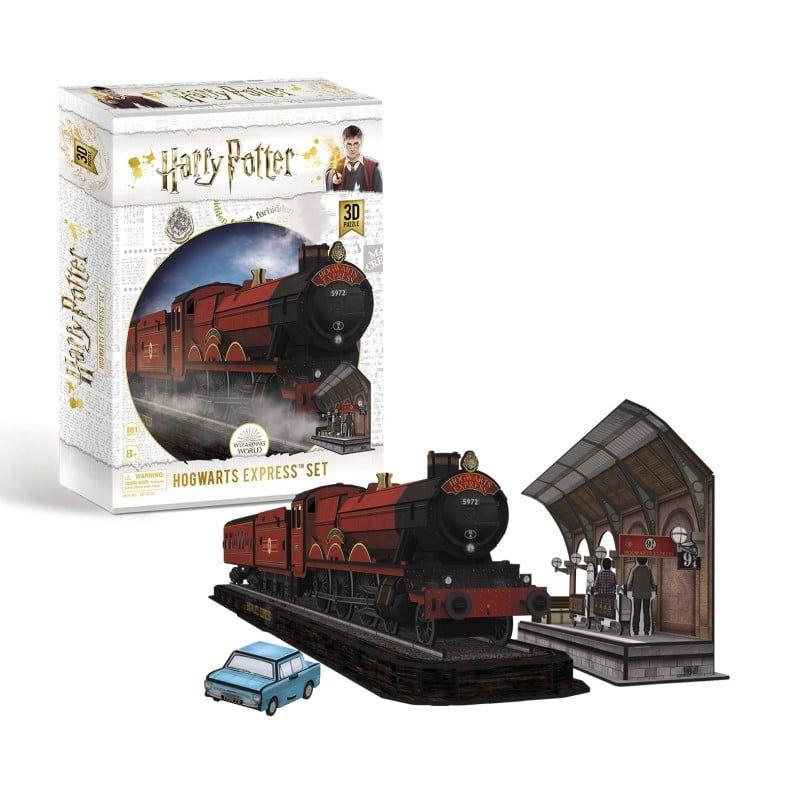Harry Potter - Hogwarts Express Set 3D Puzzle