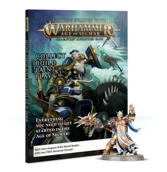 Warhammer Get Started - Age Of Sigmar
