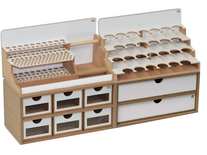 Hobbyzone Organizer Module Starter Set