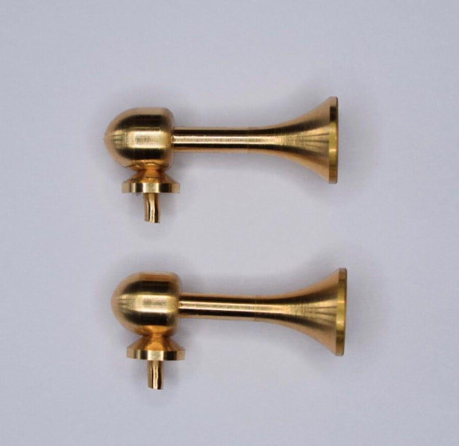 Brass Ship Horns