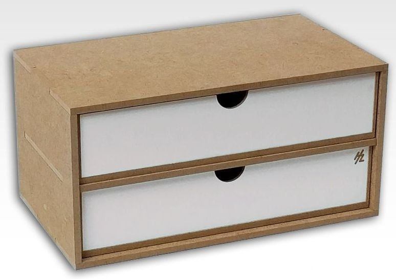 Hobbyzone 2 Drawers Module Crafts Workshop Modular System