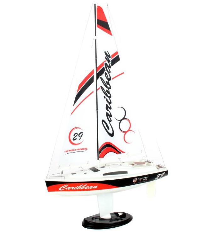 Joysway Caribbean Micro Sailing Yacht