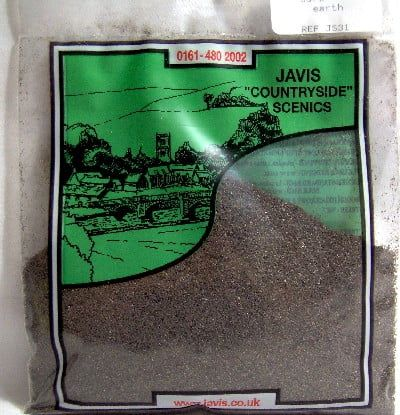 Javis Scenic Scatter No.31 Dark Earth 50g