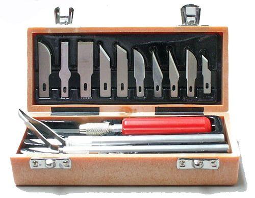 14 Piece Knife Set With Storage box