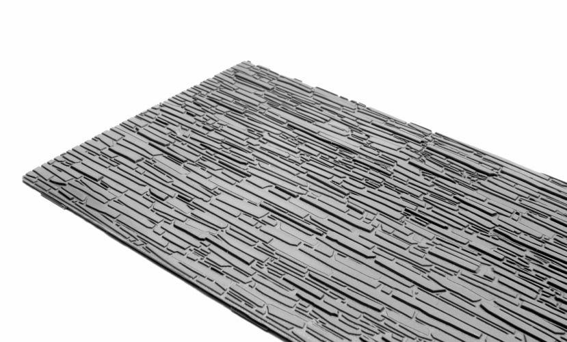 Peco Slate Wall Builder Sheets