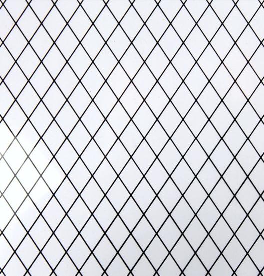 Diamond Lattice Lead Light Acrylic A4 Sheet for Dolls House Windows