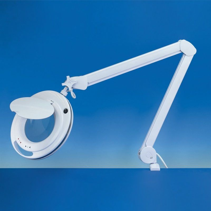 LED Daylight Professional Magnifier Lamp with Multi Light Settings