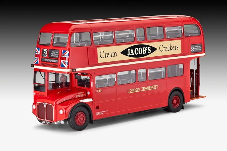 Revell London Bus AEC Routemaster