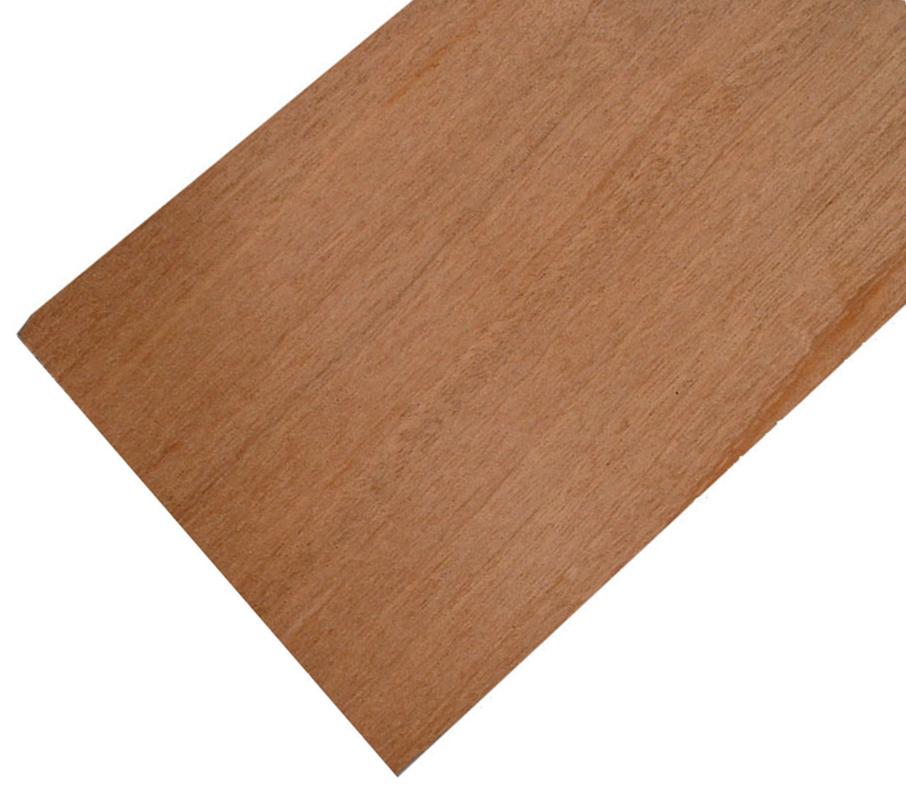 Mahogany Wood Panels 500mm x 250mm