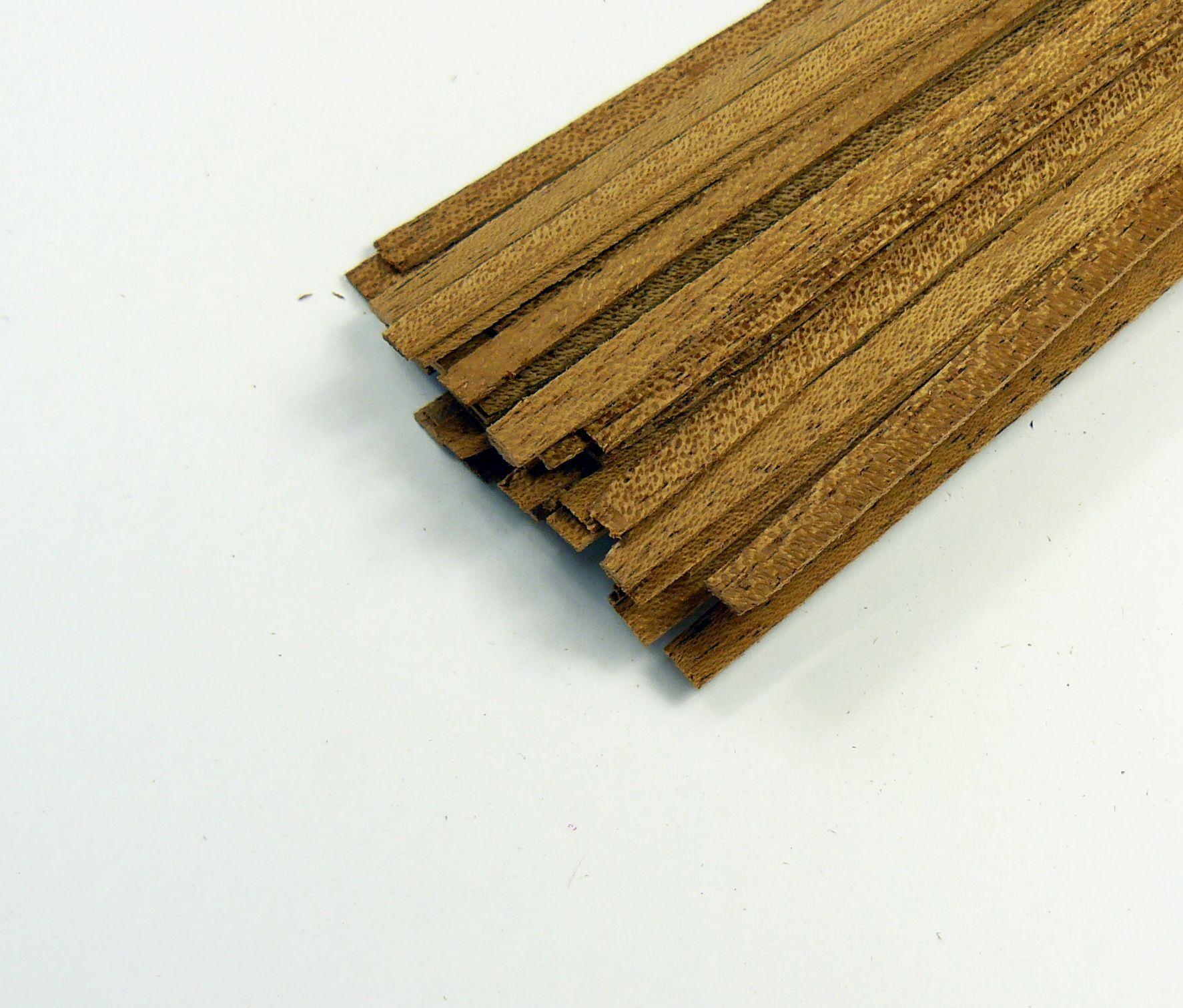 1000mm Mahogany Planking Bundles of 5