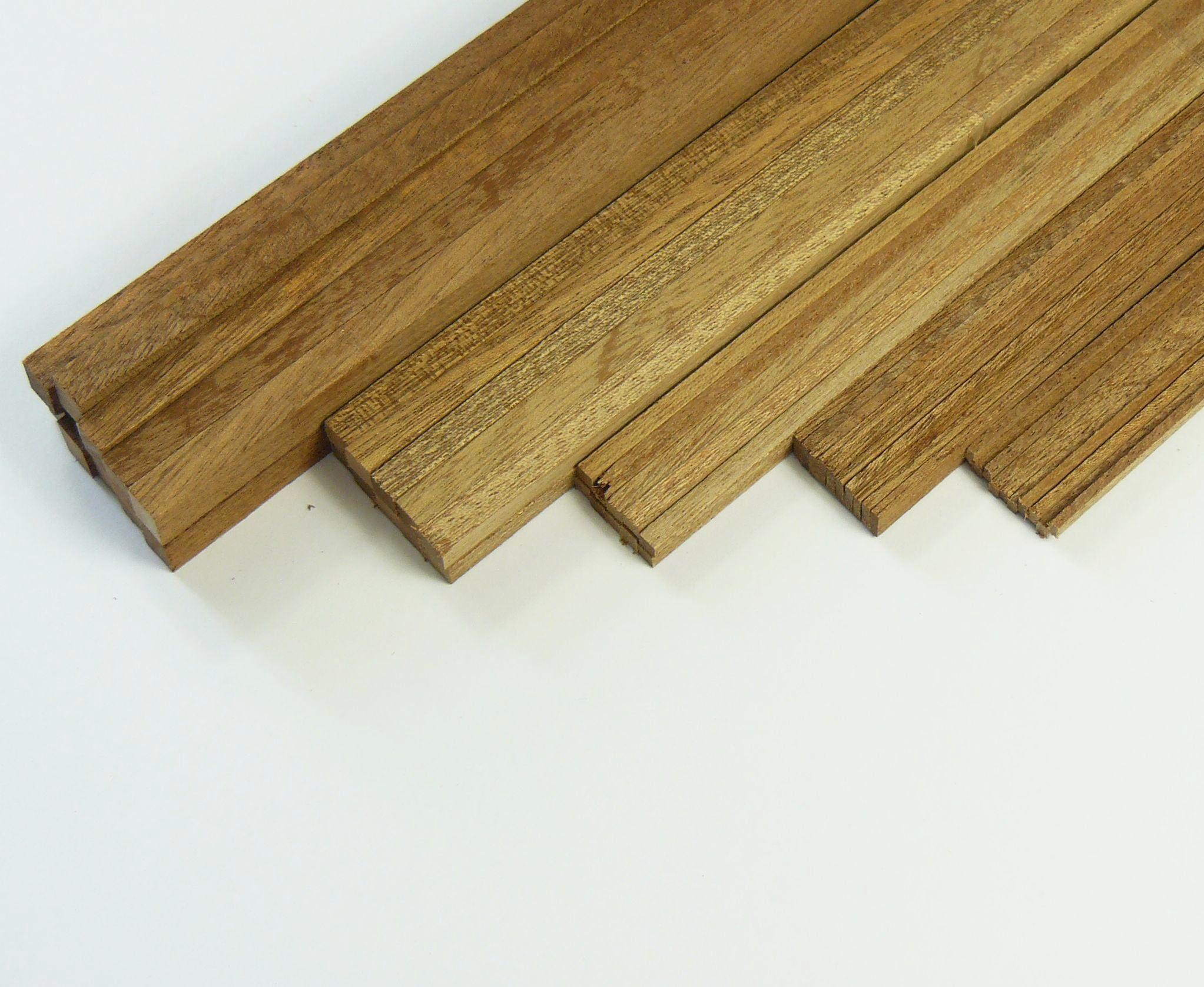 Mahogany Stripwood Bundles of 10