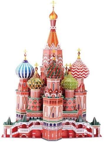 CubicFun MC093H St Basil's Cathedral 3D Puzzle